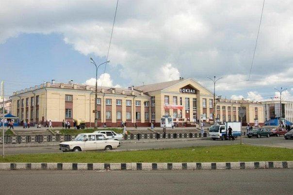 Железнодорожный вокзал Нижнего Тагила