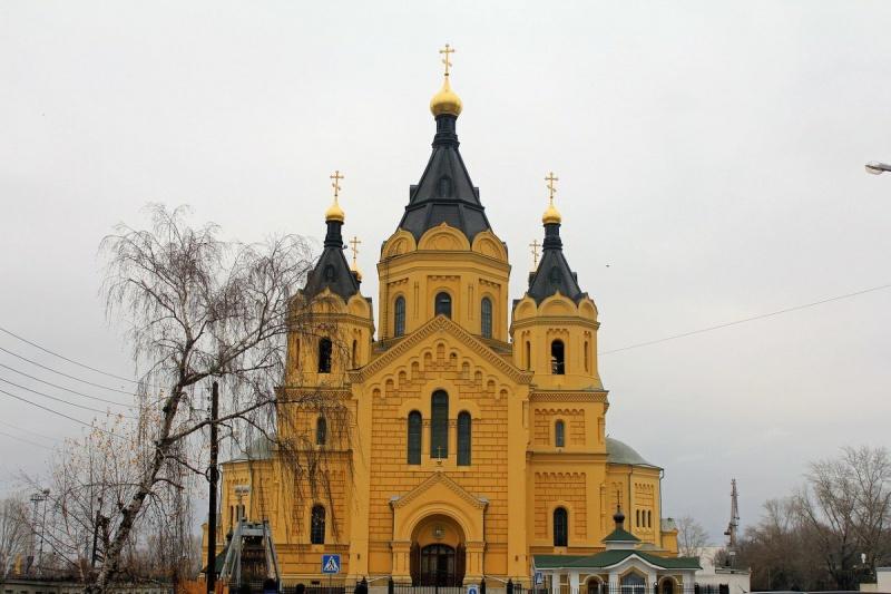 Алескандро-Невский собор, Нижний Новгород