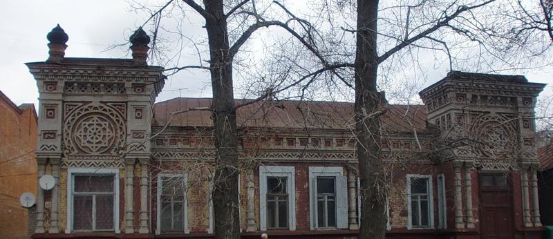 Дом Тилло на ул. Сакко и Ванцетти, Саратов