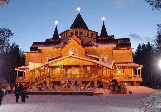 Дом Деда Мороза, Великий Устюг