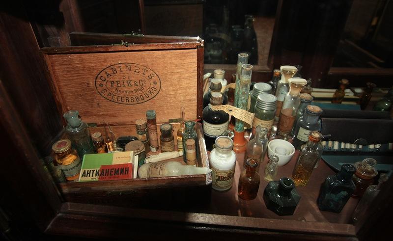 Музей аптечного дела, Нижний Новгород