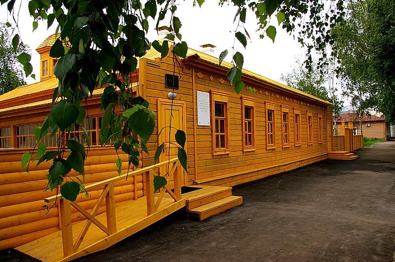 Музей-усадьба В.Г.Белинского, Пенза