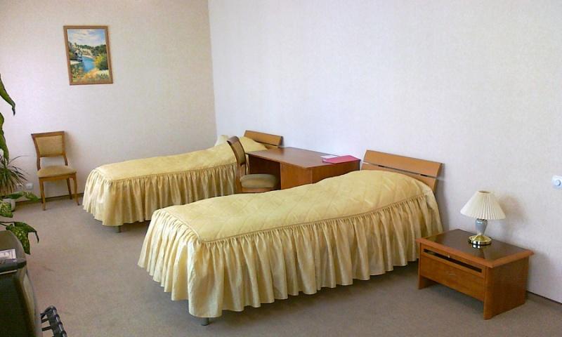 Гостиница «Парадиз», Нижнекамск