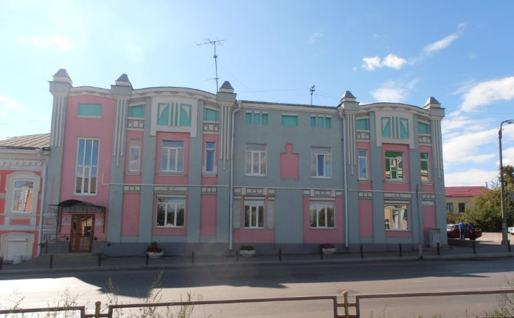 Дом Трониных, Каменск-Уральский