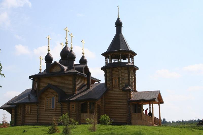 Храм всех Святых Урала и Сибири, Верхотурье