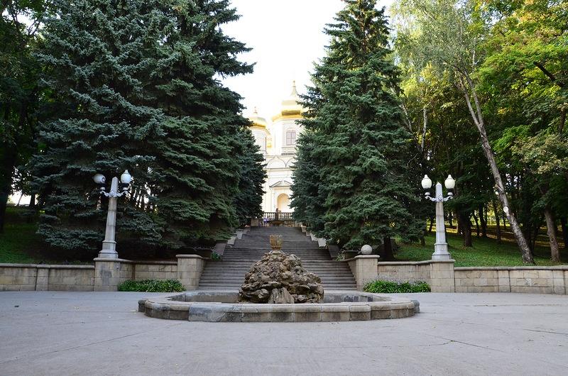 Крепостная горка, Ставрополь