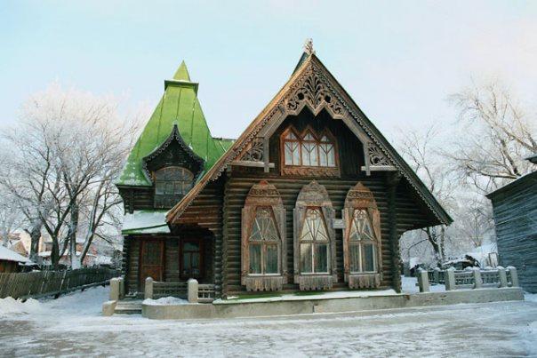 Дом-«теремок» купца С.С. Бокоунина, Ульяновск