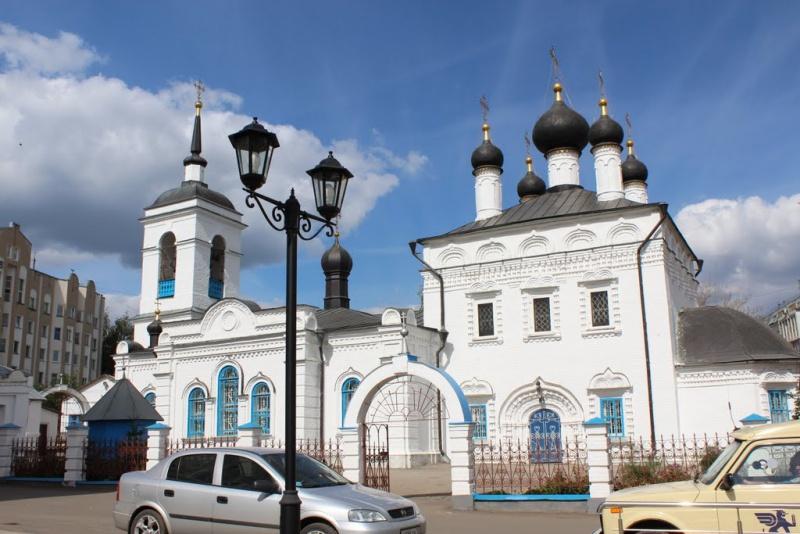 Церковь Иоанна Богослова, Саранск
