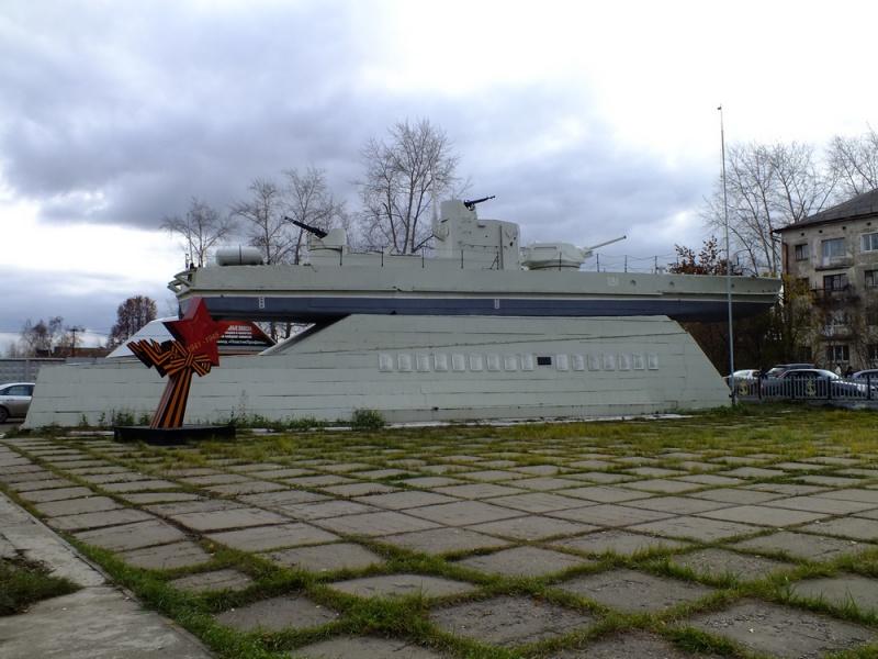 Бронекатер, Пермь