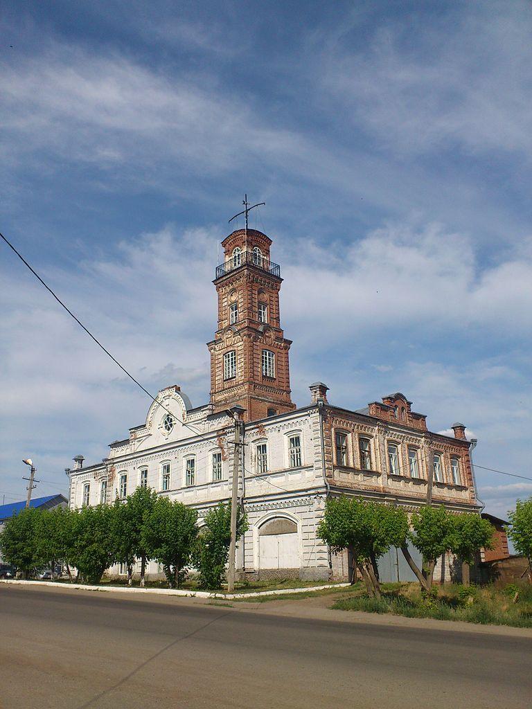 Пожарная каланча, Сарапул