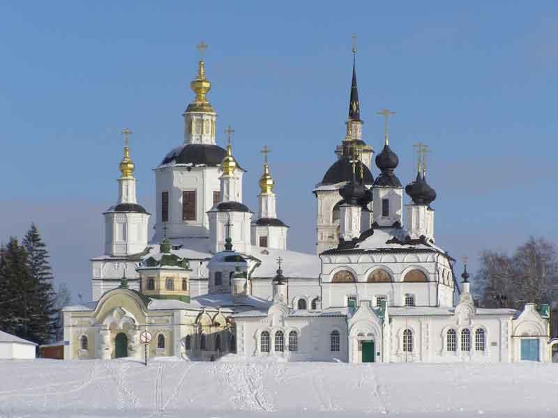Соборное дворище, Великий Устюг