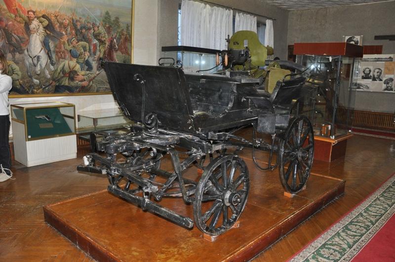 Музей В.И.Чапаева, Чебоксары