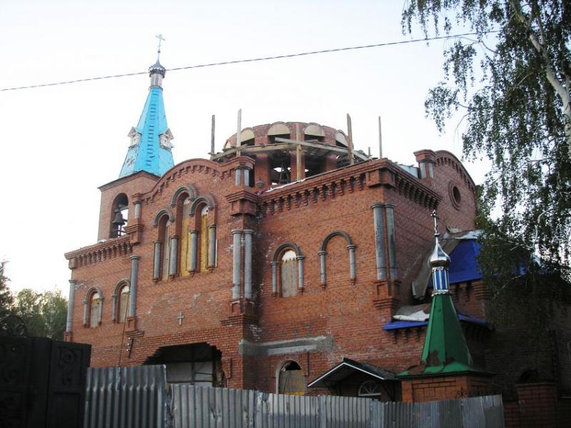 Собор Николая Чудотворца, Стерлитамак