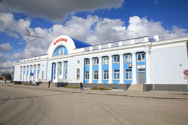 Железнодорожный вокзал Каменска-Уральского