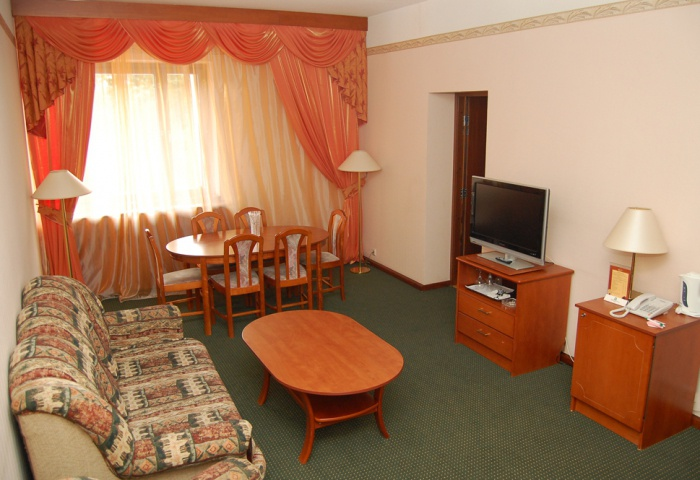«Президент Отель», Уфа