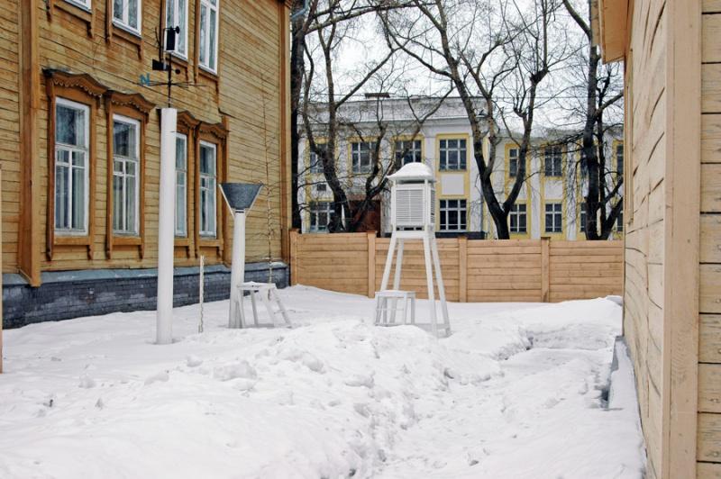 Музей «Метеорологическая станция Симбирска», Ульяновск