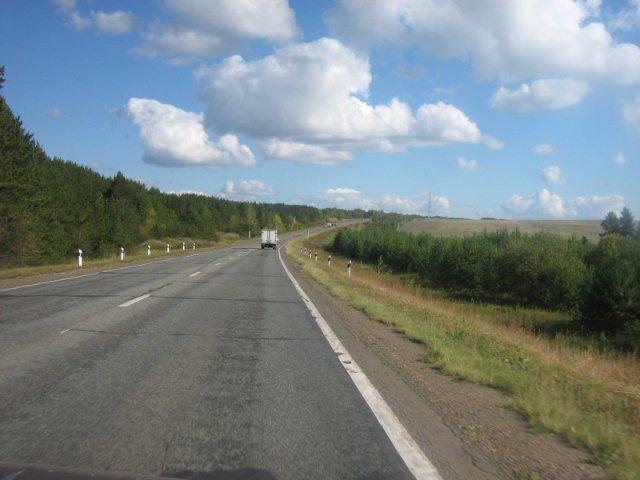 Автодороги Сарапула