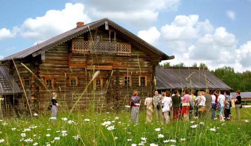 Архитектурно-этнографический музей «Хохловка», Пермь