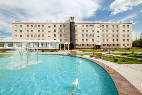 Парк-отель «Новый век», Энгельс