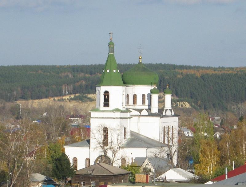 Вознесенский кафедральный собор, Кузнецк