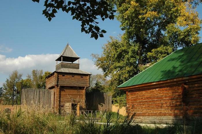 «Симбирская засечная черта», Ульяновск