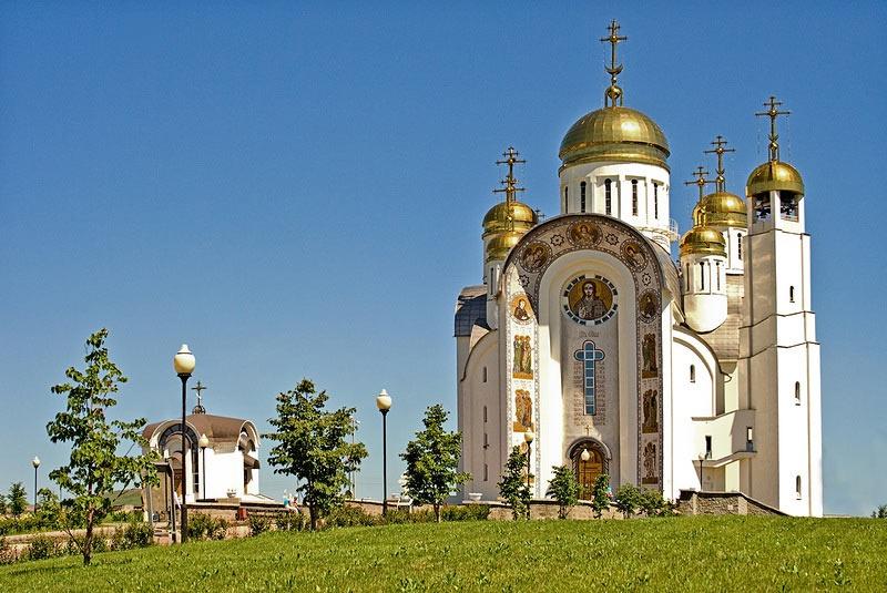 Храм Вознесения Господня, Магнитогорск