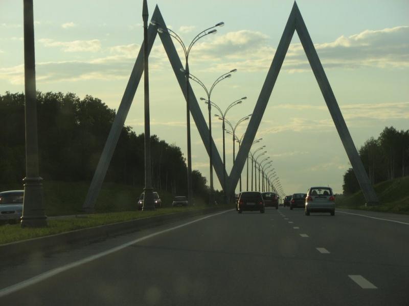 Автодороги Казани