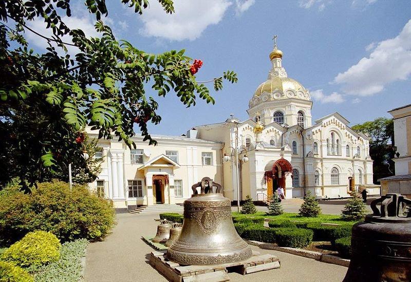 Андреевский кафедральный собор, Ставрополь