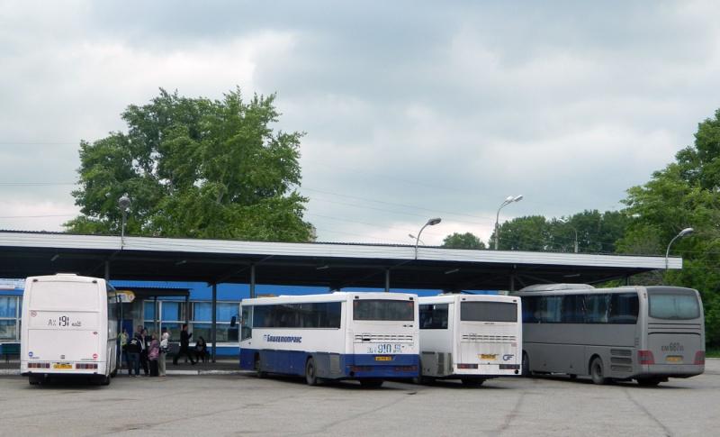 Автовокзал, Стерлитамак