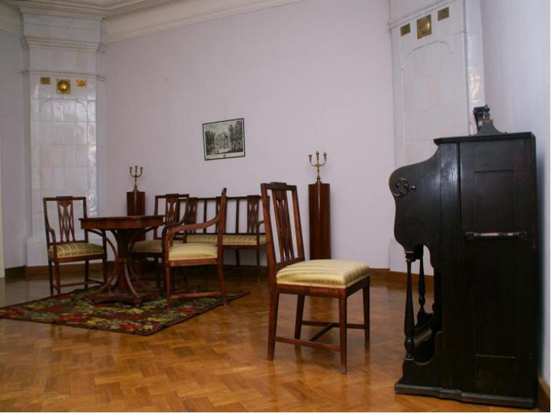 Мемориальный музей им. С.Т.Аксакова, Уфа