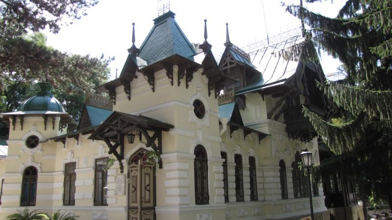 Музей-дача Ф.Шаляпина, Кисловодск