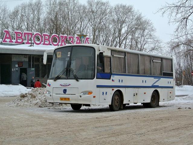 Автовокзал, Кирово-Чепецк