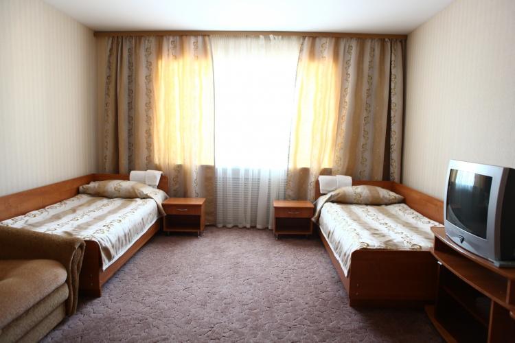 Отель «Мир», Чебоксары