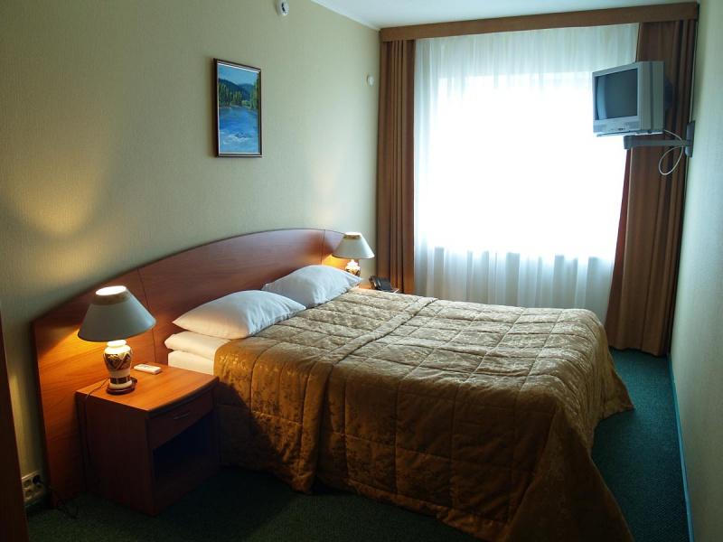 Отель «Меридиан», Саранск