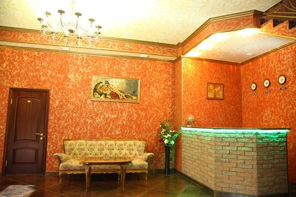 Гостиница «Пролесок», Владикавказ