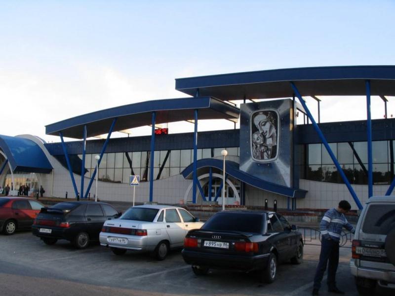 Аэропорт Сургута