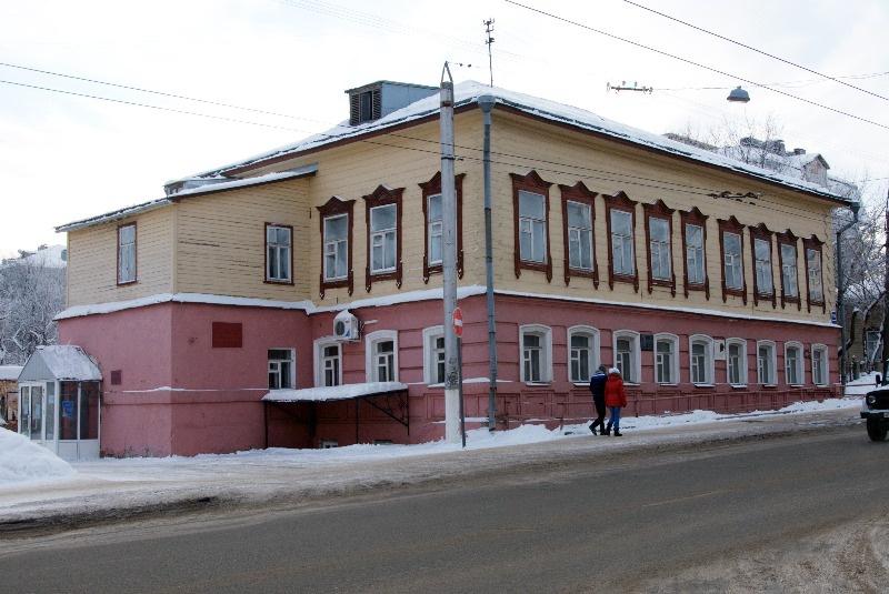 Музей К.Э.Циолковского, Киров