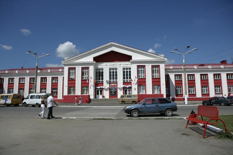 Железнодорожный вокзал Магнитогорска