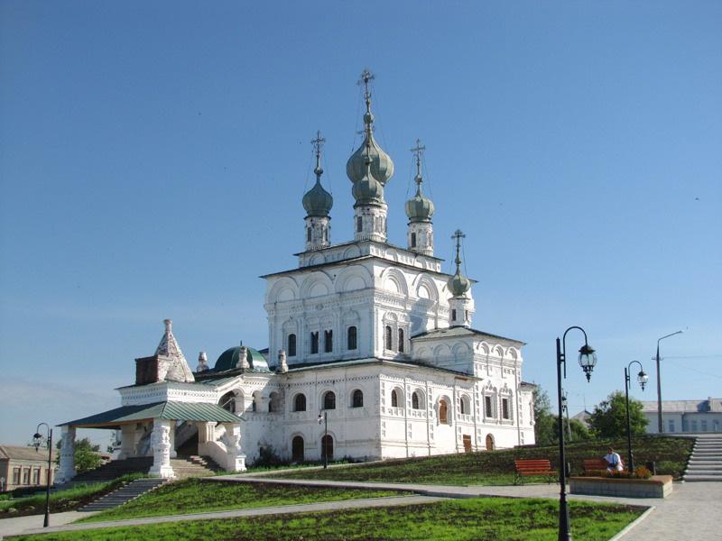 Свято-Троицкий собор, Соликамск