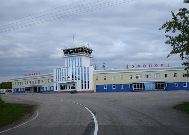 Аэропорт Саранска