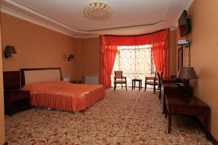 Гостиница «Арена Сити», Грозный