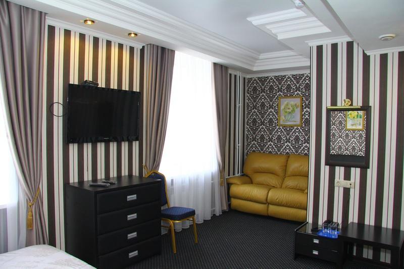 Гостиница «Троя», Казань