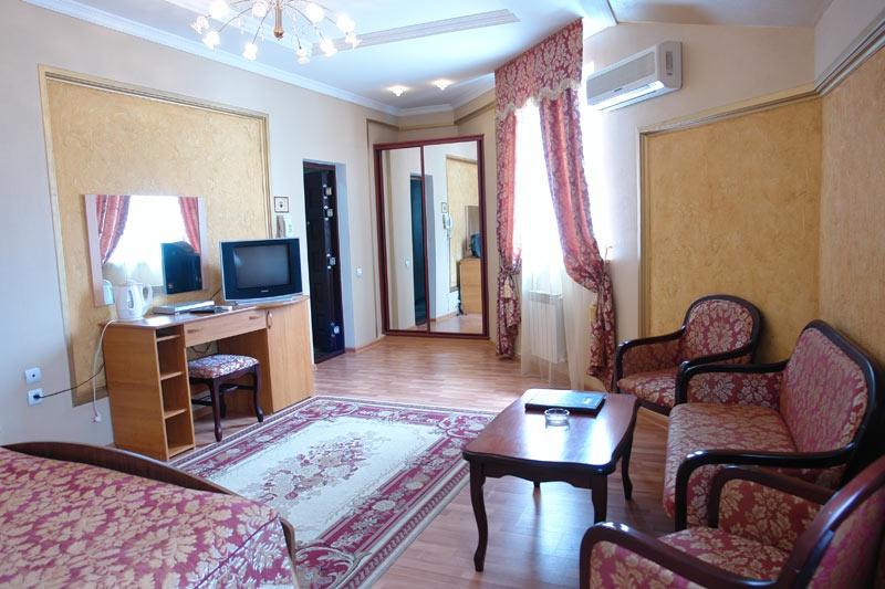 Ресторанно-гостиничный комплекс «Эдельвейс», Черкесск