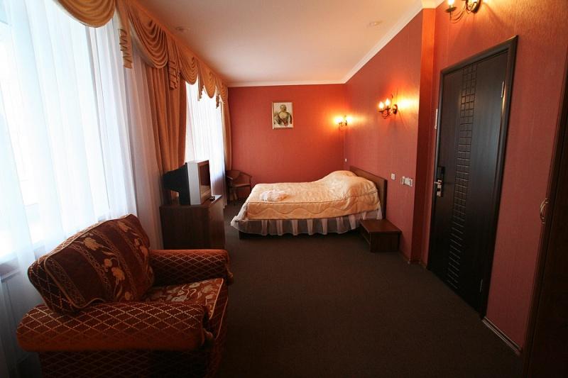 Гостиница «Царский двор», Челябинск