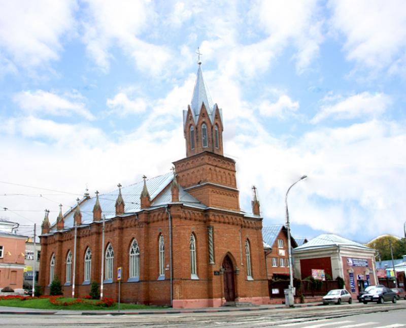 Евангелическо-лютеранская церковь Святой Марии, Ульяновск