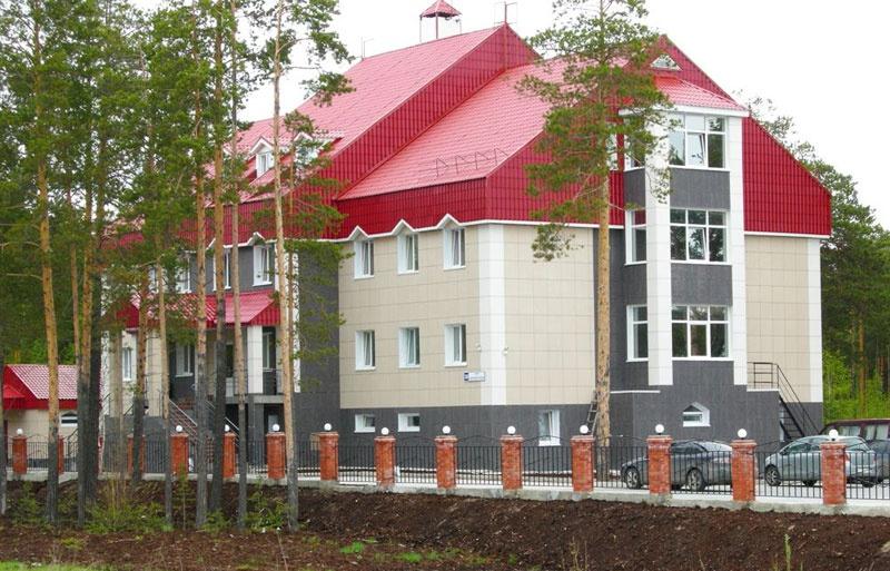 Гостиница «Ливадия», Сургут