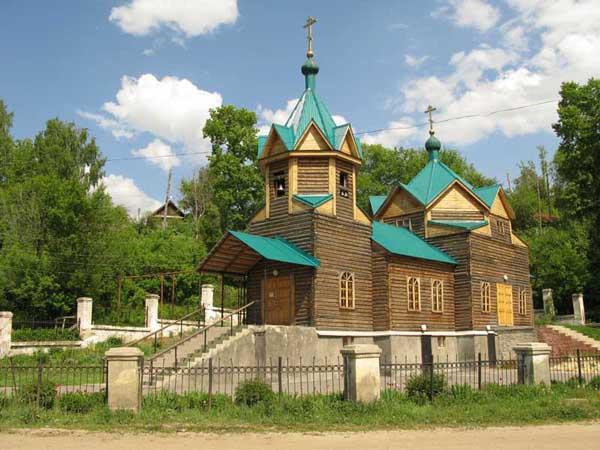 Храм-часовня Святой Параскевы Мученицы, Кузнецк