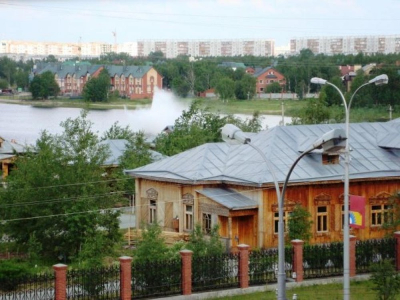 Историко-культурный центр «Старый Сургут», Сургут