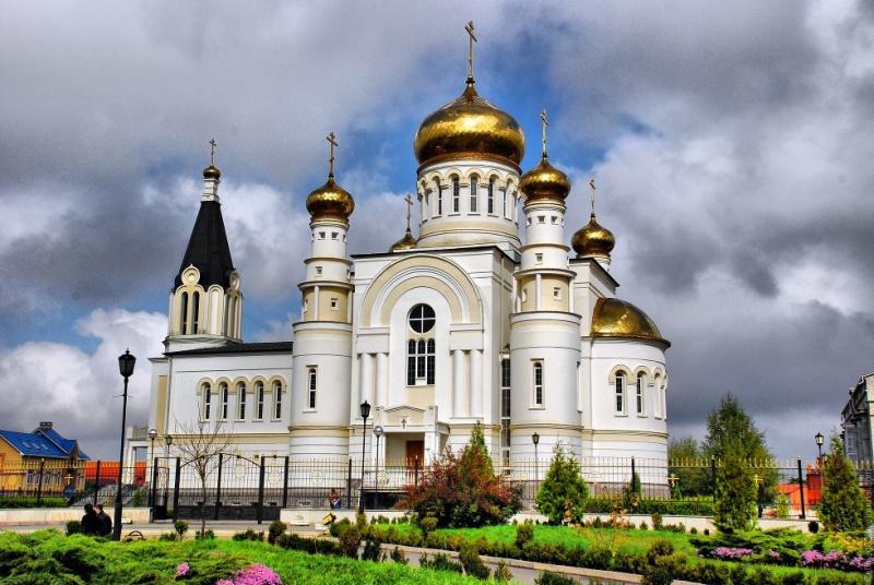 Кафедральный собор Георгия Победоносца, Владикавказ