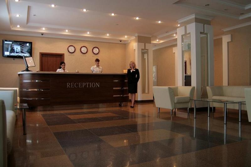 Отель «HELIOPARK Residence», Пенза
